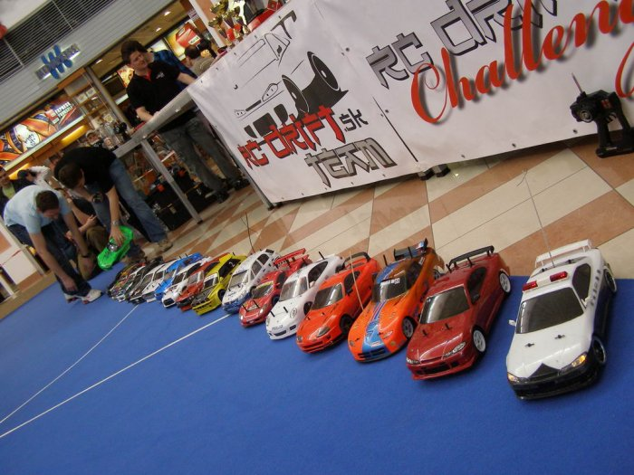 RC Drift Cup 2010 - round 3